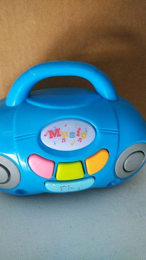 Toddler Boom Box toy for Sale in Fort Worth, TX