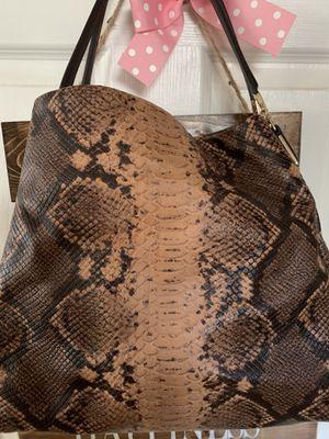 Coach snakeskin bag for Sale in Oakley, CA