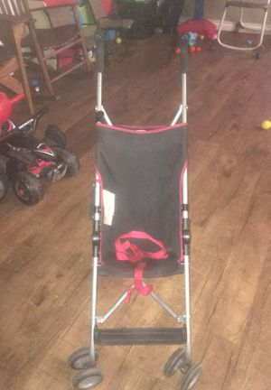 Black and red stroller for Sale in Rialto, CA