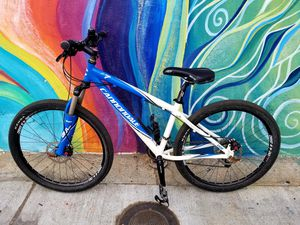 Cannondale F7 mountain bike size small for Sale in San Diego, CA