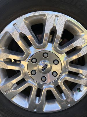 2013 F-150 wheels for Sale in Spruce Pine, NC