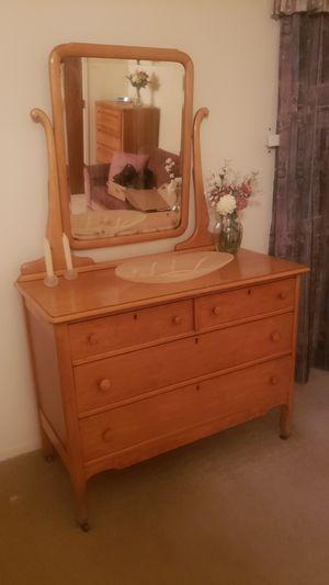 """Antique Dresser """"2 OVER 2"""" Built in 1895-1910 for Sale in Albuquerque, NM"""