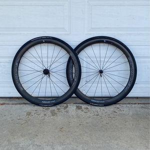 Reynolds Assault 10/11 Speed Carbon Fiber Tubeless Wheelset for Sale in Los Alamitos, CA