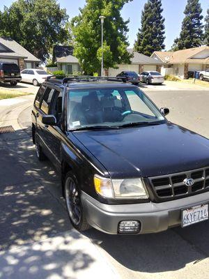 2000 subaru forester AWD for Sale in Sacramento, CA