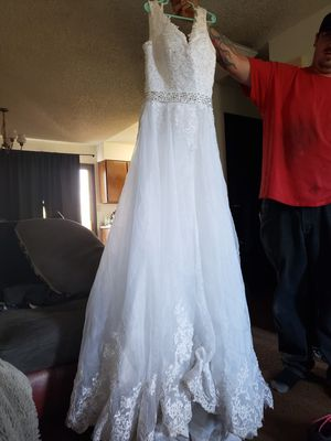 Wedding dress for Sale in Grand Junction, CO