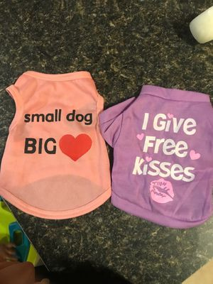 Dog clothes for Sale in Anaheim, CA