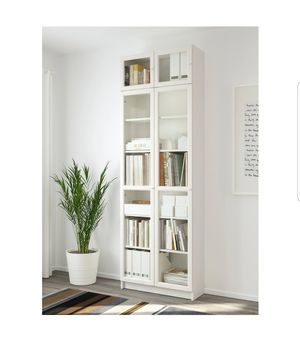 Bookcase with glass doors *NEW for Sale in Apopka, FL