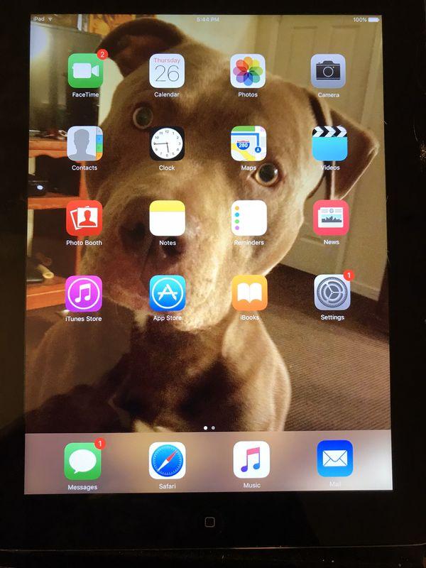 iPad model a1416 64gb