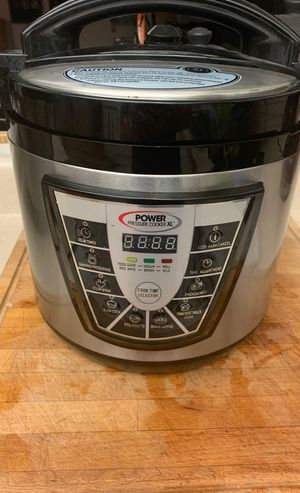Power pressure cooker xl - instant pot for Sale in Pompano Beach, FL