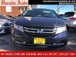 2014 Honda Odyssey for Sale in Bladensburg, MD