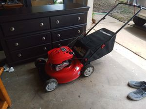 Troy bilt 190cc push mower for Sale in Fort Worth, TX