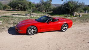 2001 Chevy Corvette convertible automatic for Sale in Phoenix, AZ