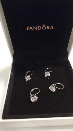Faux diamond earrings for Sale in Kent, WA