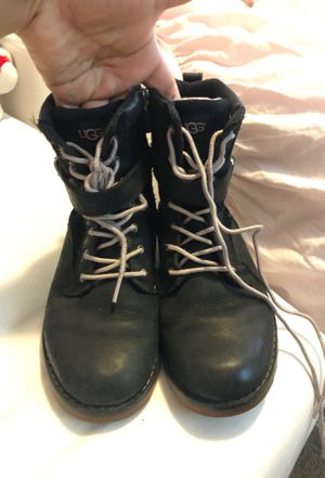 Girls UGG boots size 1 for Sale in Beaverton, OR