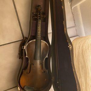 Vintage 1893 Violin With Original Case for Sale in Fort Lauderdale, FL
