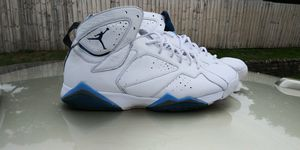 Jordan retro sevens French blue size big size 17 for Sale in Columbus, OH