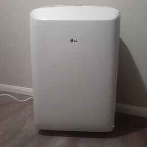 Open Box LG Portable AC air conditioner for Sale in Riverside, CA