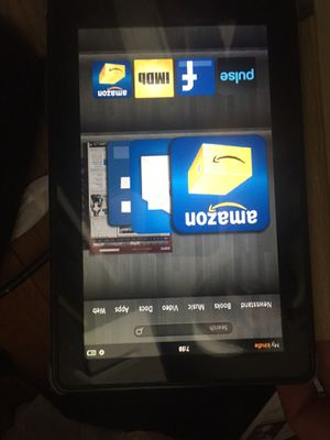 Amazon Kindle Fire for Sale in Hyattsville, MD