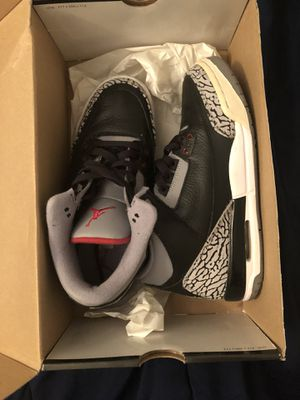Air JORDAN 3 Retro Size 5 for Sale in St. Louis, MO