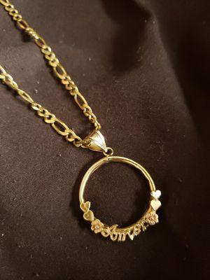 14k Italian Gold Necklace for Sale in Manassas, VA