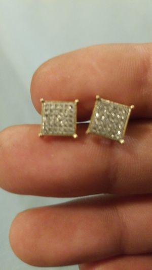 10kt diamond earrings for Sale in Phoenix, AZ