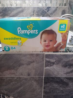 Pampers size 2 $ 18 cash only for Sale in Henderson, CO