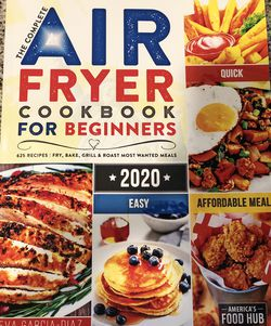 Air Fryer Cook Book for Sale in Fort Worth,  TX