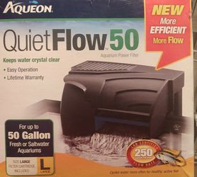 Aquarium Power Filter for Sale in Oakhurst,  NJ