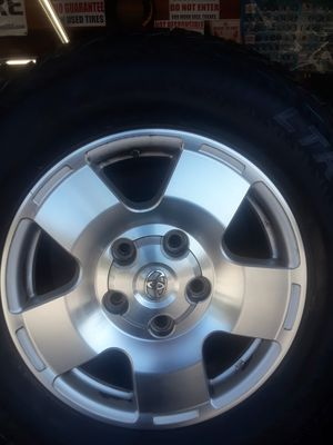"""18"""" Toyota tundra for Sale in Chino, CA"""