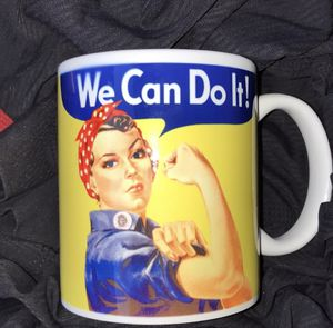 We Can Do it! Rosie Riveter Coffee mug for Sale in City of Industry, CA