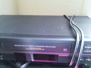 Vcr revorder for Sale in Cahokia, IL