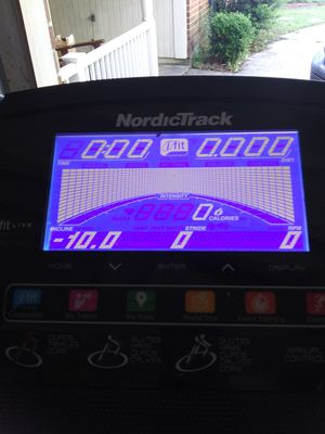 NordicTrack E 9.0 Elliptical for Sale in Slidell, LA