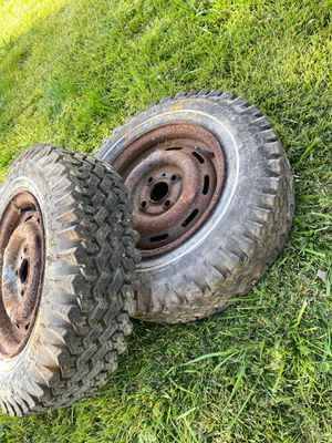 2 new tires for small trailer for Sale in Moonachie, NJ