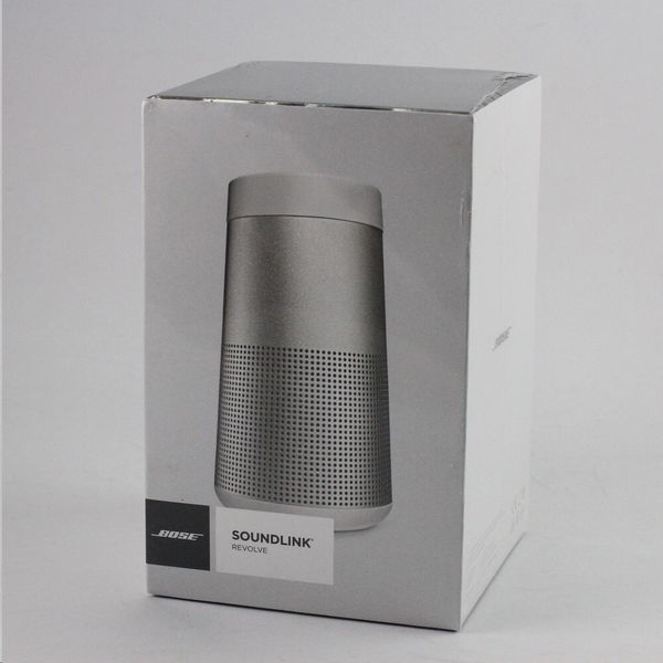 Bose SoundLink Revolve Bluetooth Speaker-Gray