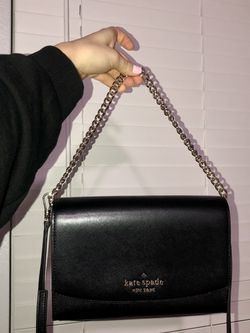Kate Spade Black crossbody Purse for Sale in Everett,  WA