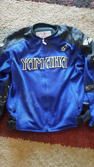 Yamaha motorcycle jacket XL for Sale in Las Vegas, NV