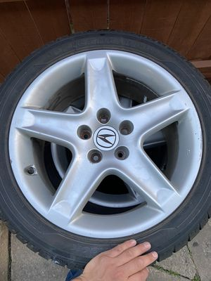 Acura tires and rims for Sale in Harvey, IL