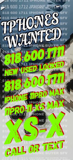 "iPhone 11 Pro Max 12 pro blacklisted iCloud new Xs xs Max x phone sealed iPad Air 12.9 WiFi cellular Apple Watch 6 MacBook Pro 13"" 2020 Touch sealed for Sale in Beverly Hills, CA"