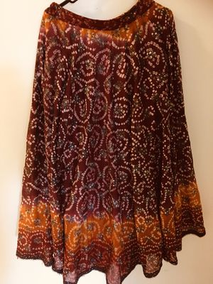 Indian skirt for Sale in Troy, MI
