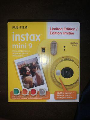 FUJIFILM INSTAX MINI 9 for Sale in Chino, CA