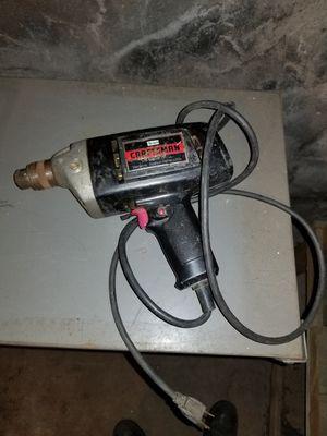 "Sears 3/8"" electric drill for Sale in Haverhill, MA"