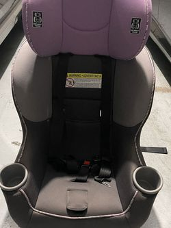 Graco Sequel 65 Convertible Car Seat with 6-Position Recline Pink for Sale in El Paso,  TX