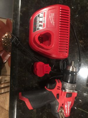 Milwaukee m12 fuel hammer drill top of the line for Sale in Canton, TX