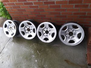 Chevrolet factory rims for Sale in Rocky Mount, NC