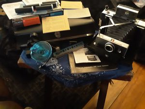 1960's Polaroid Automatic 100 Land Camera for Sale in Troy, IL
