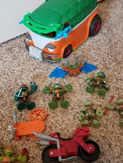 Tmnt Toys for Sale in Oregon City,  OR