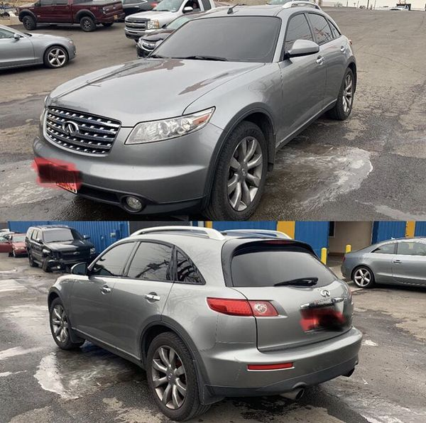 2004 Infiniti Fx35 For Sale In Baltimore, MD