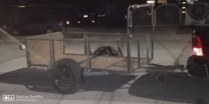 4x8 gardners trailer with loading ramp for Sale in El Monte, CA
