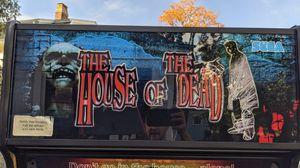 House of the dead Sega arcade game for Sale in Torrington, CT