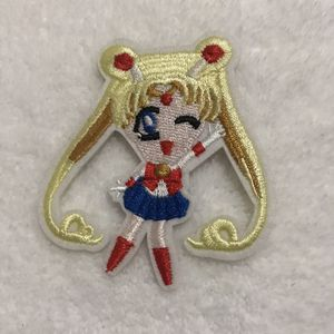 sailor moon iron on patch •shipping only• for Sale in El Monte, CA